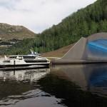 Megépül a világ első hajóalagútja!