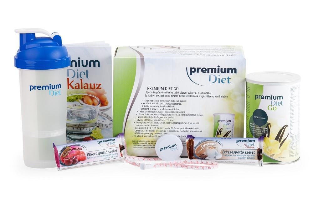 Premium Diet Go csomag1