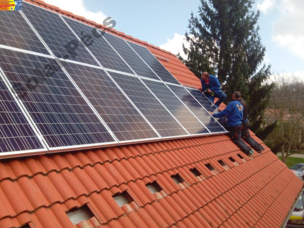 Solar-Pécs Napelem 351