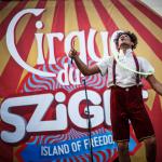 Cirkusz a Szigeten