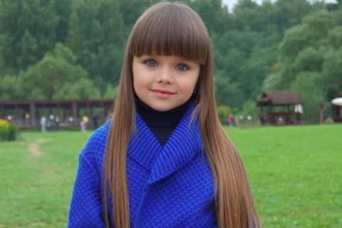 Anastasia Knyazeva a világ legszebb lánya
