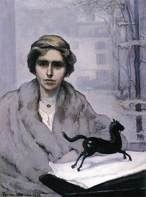 Miss Natalie Barney, L'Amazone 1920