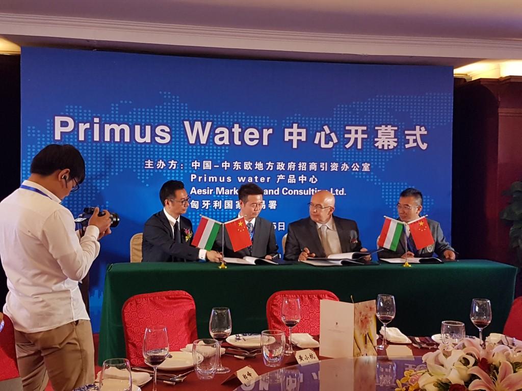 Sanghaj - Primus víz