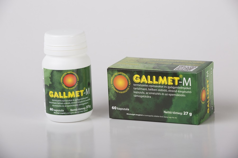 GALLMET-M60 kapszula