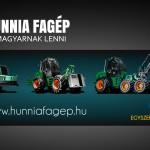 Fiatalítaná az erdészeti gépparkot a Hunnia Fagép